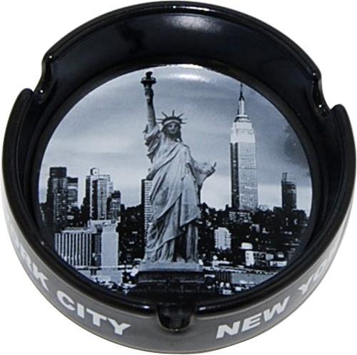 New York City Skyline Photo Ashtray