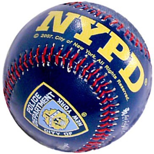 NY Police Dept Navy Baseball
