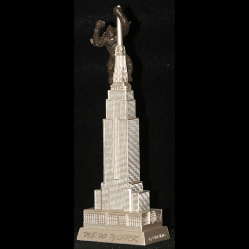 8 Inch Empire State Building