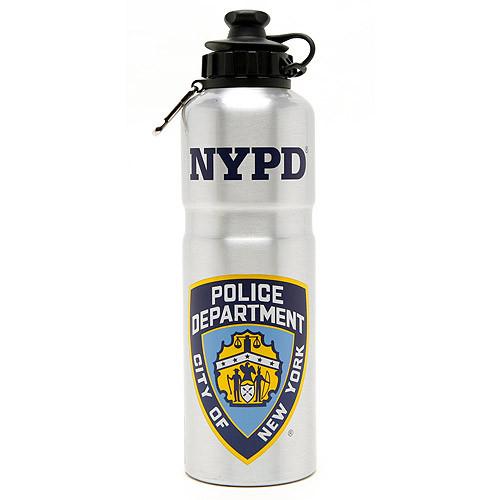 NYPD Lt Blue Water Bottle