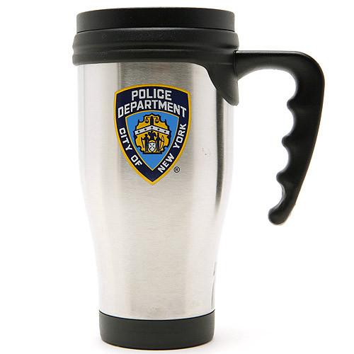 NYPD Travel Mug