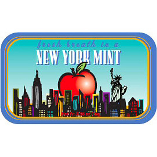 NYC Skyline Breath Mints