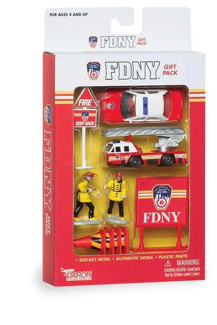 FDNY 10 Piece Gift Set