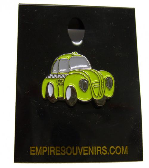 NYC Taxi Cab Pin