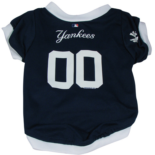 Yankees Navy Dog Jersey