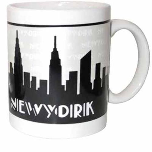 Grey Skyline 11oz Mug