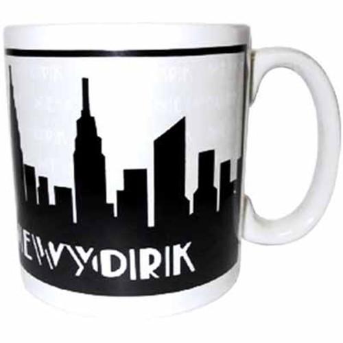 NYC Grey Skyline 20oz Mug