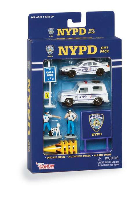 NYPD 10 Piece Gift Pack