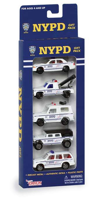 NYPD 5 Piece Gift Pack