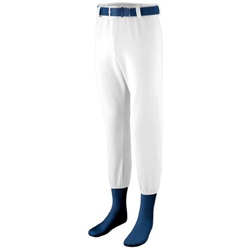White Baseball Pants