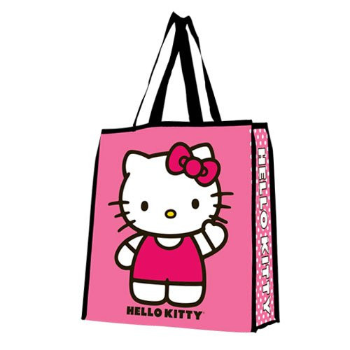 Hello Kitty Large Recycled Shopper Tote