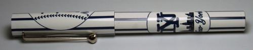 NY Pinstripe Baseball Pen