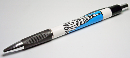 NYC Chrysler Building Pen