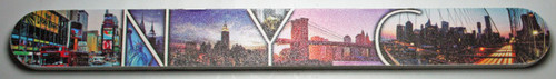 Landmarks Shaped by NYC Nail File