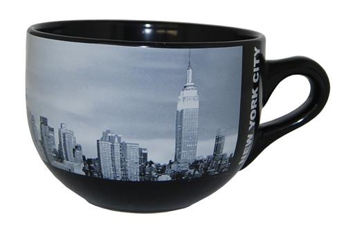 NYC Skyline Photo Soup Mug