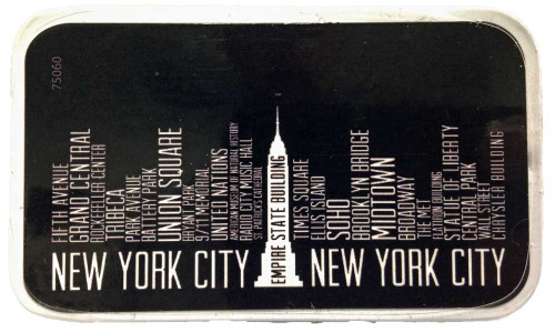 NYC Landmarks Breath Mints