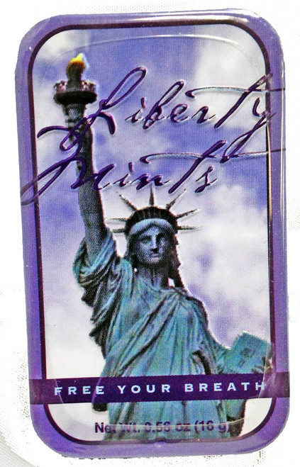 Statue of Liberty Breath Mints