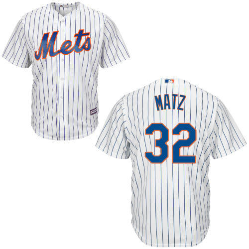 Steven Matz NY Mets Replica Youth Home Jersey