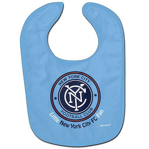 NYCFC Little Fan Bib