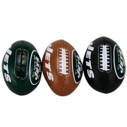 New York Jets Third Down Softee 3-Ball Set