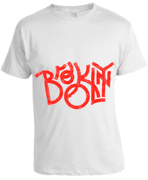 Brooklyn T-shirt -White