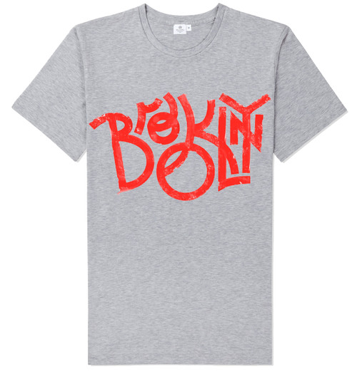 Brooklyn T-shirt -Grey