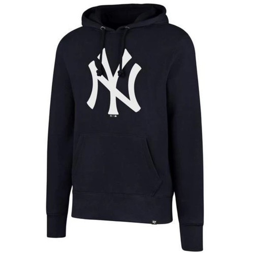 NY Yankees .300 Hitter Hoodie Sweatshirt- Navy