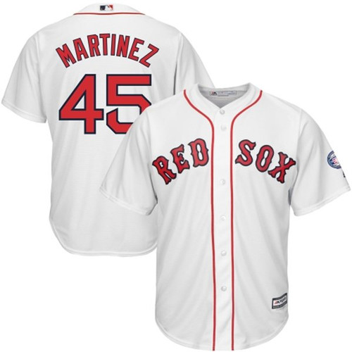 Pedro Martinez Jersey - Boston Red Sox Replica Adult Home Jersey