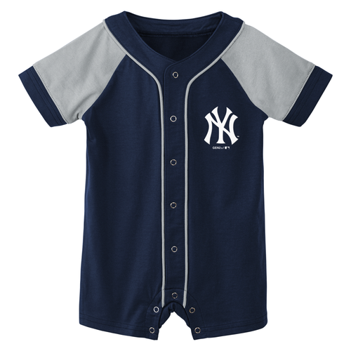 "Yankees Baby ""Outfield"" Navy Jumper"