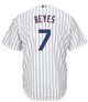 Jose Reyes Youth Jersey - NY Mets Replica Kids Home Jersey