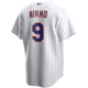 Brandon Nimmo Youth Jersey - NY Mets Replica Kids Home Jersey