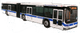 MTA Articulated Bus