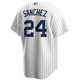 Gary Sanchez Youth Jersey - NY Yankees Replica Kids Home Jersey