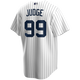 Aaron Judge Jersey - NY Yankees Replica Adult Home Jersey