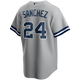 Gary Sanchez Youth Jersey - NY Yankees Replica Kids Road Jersey