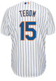 Tim Tebow Jersey - NY Mets Replica Adult Home Jersey