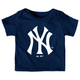 NY Yankees Baby Navy 2- pc. Set  - top