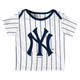 NY Yankees Baby Pinstripe 2-pc. Set - top