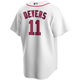 Raphael Devers Youth Jersey - Boston Red Sox Replica Kids Home Jersey