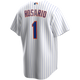 Amed Rosario Jersey - NY Mets Replica Adult Home Jersey