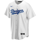 Chris Taylor Jersey - LA Dodgers Replica Adult Home Jersey - front