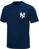 The Missile T-Shirt - Navy Aroldis Chapman Yankees Adult Nickname T-Shirt