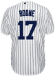 Aaron Boone Jersey - NY Yankees Replica Adult Home Jersey