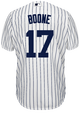 Aaron Boone Youth Jersey - NY Yankees Replica Kids Home Jersey