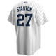 Giancarlo Stanton Jersey - NY Yankees Replica Adult Home Jersey