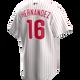 Cesar Hernandez Youth Jersey - Philadelphia Phillies Replica Kids Home Jersey
