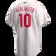 J.T. Realmuto Youth Jersey - Philadelphia Phillies Replica Kids Home Jersey