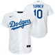 Justin Turner Youth Jersey - LA Dodgers Replica Kids Home Jersey