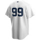 Aaron Judge Youth No Name Jersey - NY Yankees Number Only Replica Kids Jersey