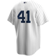 Miguel Andujar Youth No Name Jersey - NY Yankees Number Only Replica Kids Jersey